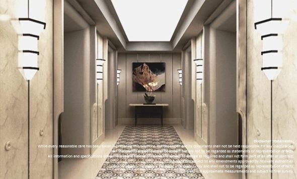 Altira Office Tower - Main Lobby Lift
