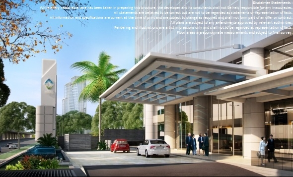 Altira Office Tower - Front Drop Off